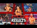 WWE TLC 2018 FULL SHOW RESULTS (WWE TLC 2018 RESULTS)