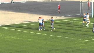 Анатолий Миронов сравнивает счет в Белгороде, 1-1(Миронов, 1-1.