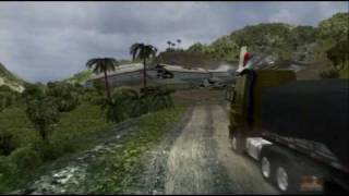 18 Wheels of Steel Extreme Trucker - Action Trailer