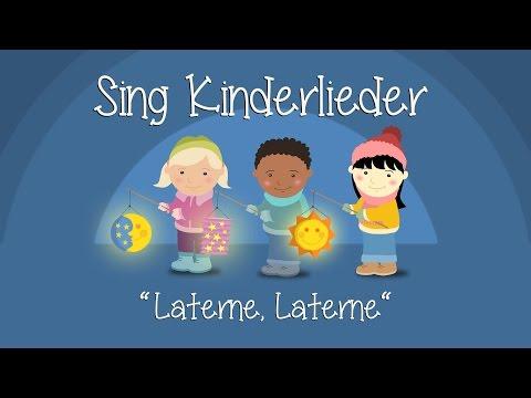 Laterne, Laterne - Kinderlieder zum Mitsingen | Sing Kinderlieder