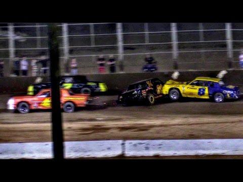 StockCar Main At Canyon Speedway Park September 30th 2016