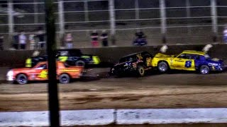 Canyon Speedway Park Stock Car Feature
