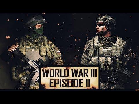 World War 3 Ep 2 | Russian Invasion Of America | ArmA 3 Machinima