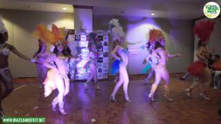 Boston Brazilian Dance Festival - Samba Carnival Ladies Performance   from YouTube