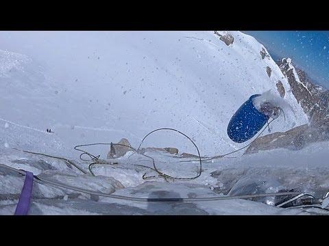 Test cordes ancrages ENSA sécurité montagne alpinisme escalade