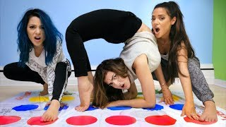 The Painful Twister Challenge!
