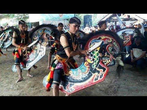 Kuda Lumping Jathilan Mardi Raharjo babak terakhir
