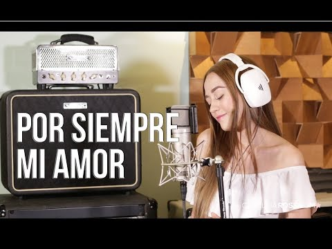 Por siempre mi amor - Banda MS (Carolina Ross cover)