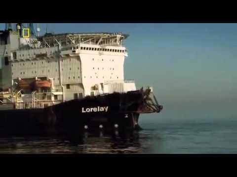 Фильм о морских трубопроводах