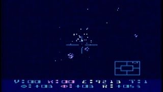 Atari 5200: Star Raiders [Atari]