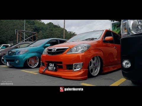Toyota Avanza Sabah Modified