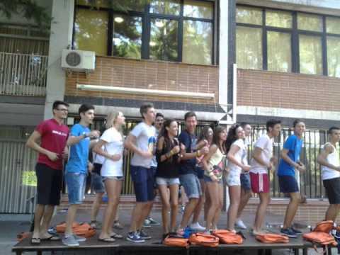Madrid colegio aquinas 1 15 07 2013 youtube - Colegio escolapias madrid ...