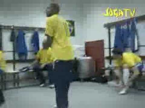 Brazil changing room..(Crazy..!!)