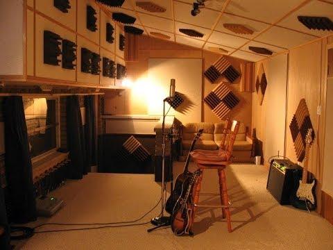 part 2 sanctuary studio live room build youtube