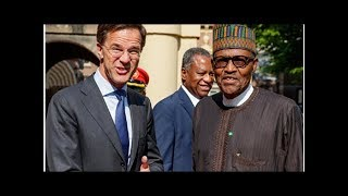 Dutch Prime Minister promises to help Nigeria fight terrorism