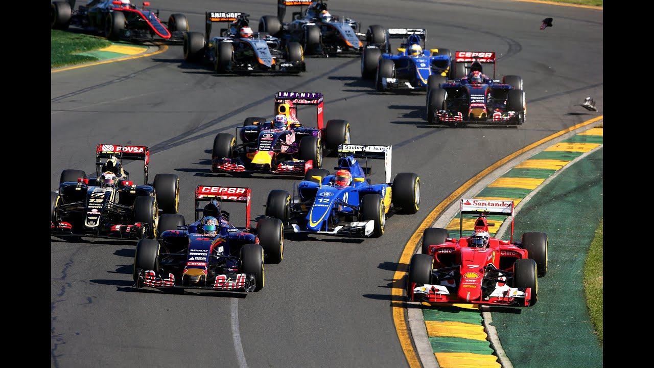F1 2015 United States Grand Prix Race Hd Part 1 2