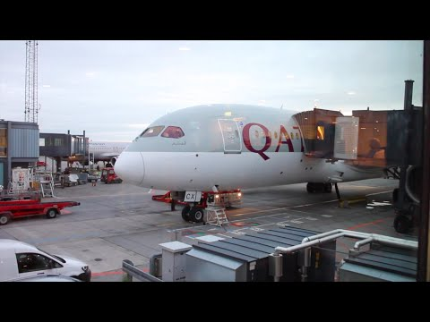 TRAVEL VLOG CHINA: From Copenhagen to Qatar (towards Beijing) // 中国旅行:从哥本哈根到卡塔尔(去北京)