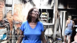 Homem coloca fogo em loja com dona e funcionários dentro