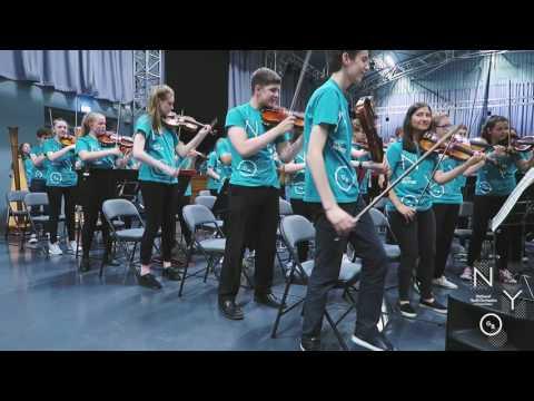 NYO Inspire Orchestra - La Strada (Trailer)