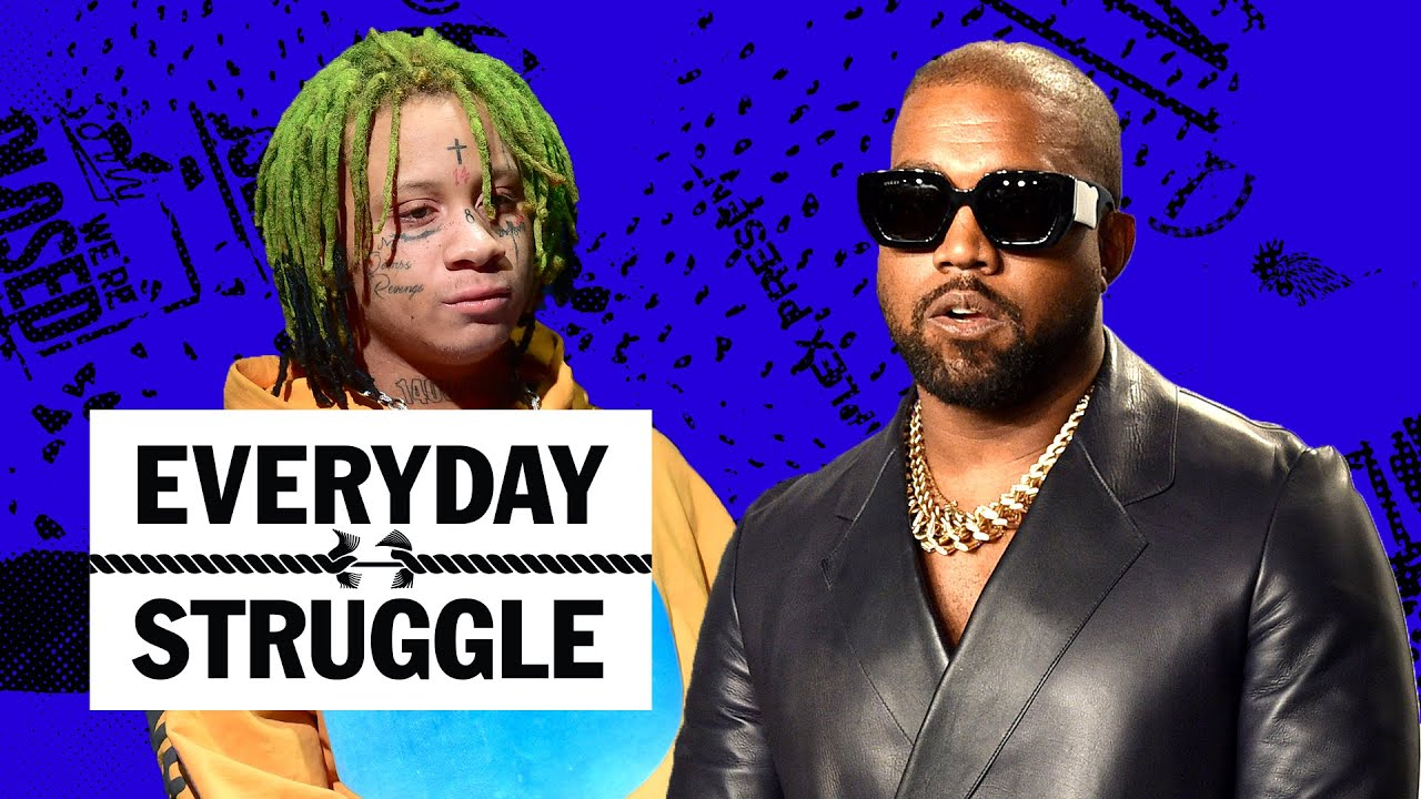 Kanye West Drops New Song, Trippie Redd Calls Out Pi'erre Bourne Over $80K Beat | Everyday Struggle
