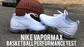 Nike vapormax basketball performance