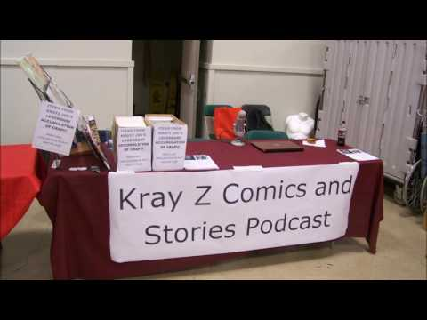 Kray Z Comics and Stories 261:  Sandy Eggo County Blues