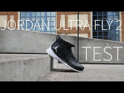 Jordan Ultra fly 2 - test, recenzja butów