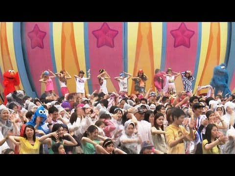 GIRLS`GENERATION 少女時代_LOVE&GIRLS at UNIVERSAL STUDIOS JAPAN®