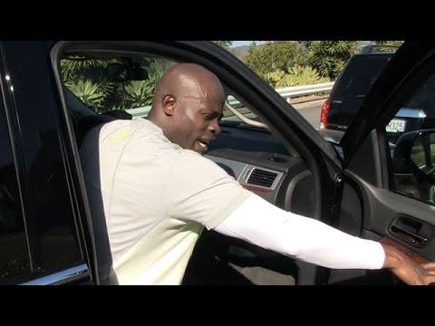 Djimon Hounsou  Who Cares If the Black Guy Wins an Oscar!?!  TMZ