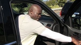 Djimon Hounsou -- Who Cares If the Black Guy Wins an Oscar!?!   TMZ