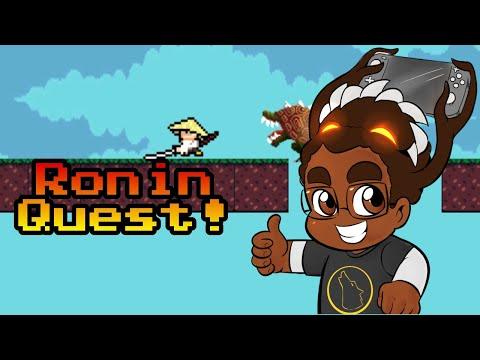 D-Money107 Plays: Ronin Quest