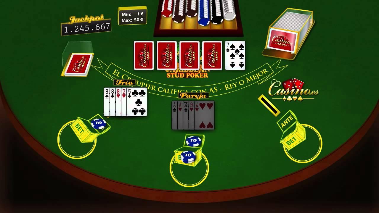 Como jugar bien al poker online