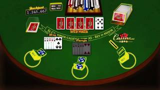 Cómo Jugar al Caribbean Stud Poker