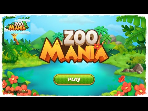 Zoo Mania: Mahjong Solitaire Gameplay Android | New Mobile Game