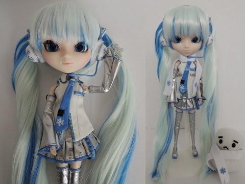 how to make a pullip doll
