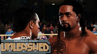 dcw saturday night unleashed ep9 purpose   wwe2k17 universe mode