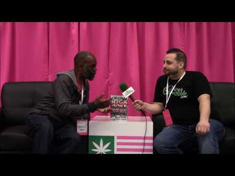 OhioCannabis com Presents: Freeway Rick Ross 2018 World Medical Cannabis Conference 03
