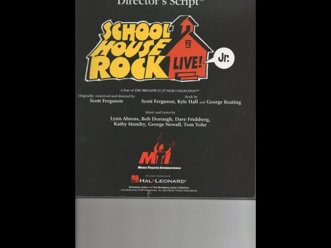 Do The Circulation Lyrics- School House Rock Live JR