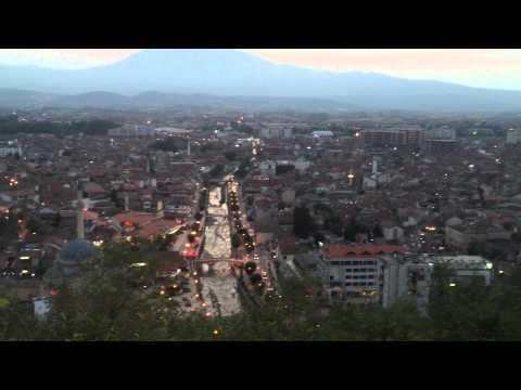 Ezani i Ramazanit në Prizren