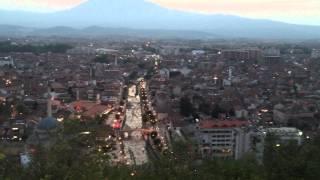 Ezani i Ramazanit ne Prizren