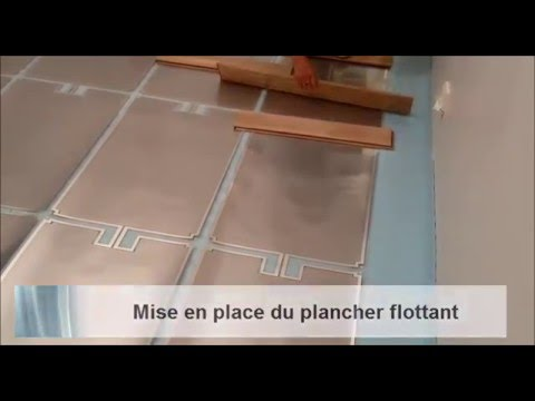 hora filmosol plancher chauffant sous parquet flottant youtube. Black Bedroom Furniture Sets. Home Design Ideas