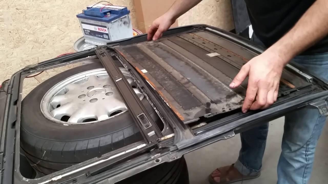 Одна из болячек MERCEDES W210: почему перестала работать подкачка .