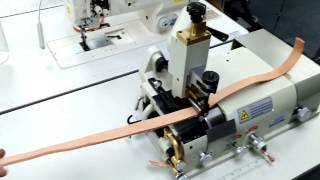 THOR GT-801H Heavy Duty Leather Skiving Machine