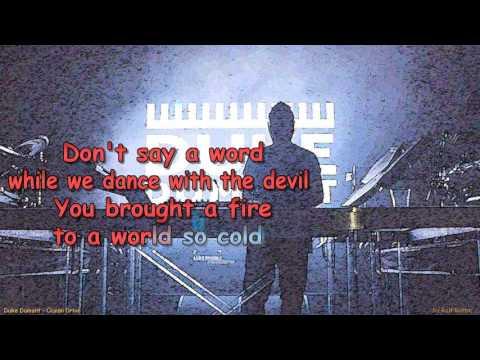 Duke Dumont   Ocean Drive   Instrumental with Lyrics   by Rolf Rattay