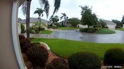 2016 10 07, Hurricane Matthew In The Villages