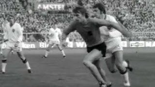 Voetbalderby Nederland - België (1973)