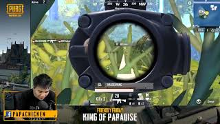 Highlight_King of Paradise 🤴🐔