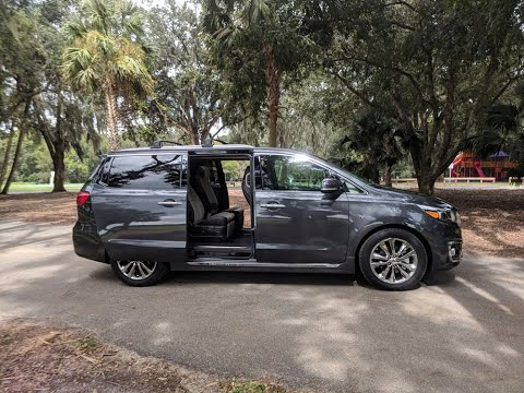 2018 Kia Sedona Test Drive Review: Why A Minivan Is Better Than An SUV