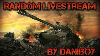 De rég volt már...😳🤔|| World of Tanks Random Live #99