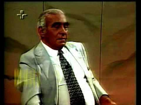 Vicente Matheus - arquivo da Tv Cultura